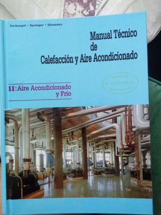 manual técnico de calefacción y aire acondicionado