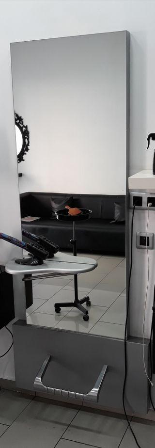 tocador peluqueria 2 unidades