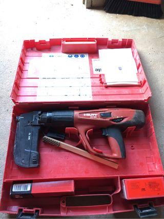 Pistola clavos Hilti DX460
