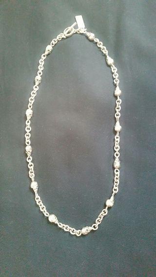 9b8f604c9f04 Joyas de plata italiana de segunda mano en WALLAPOP