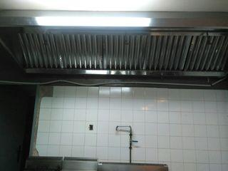 Vendo cocina completa para restaurante de segunda mano por for Cocina restaurante segunda mano