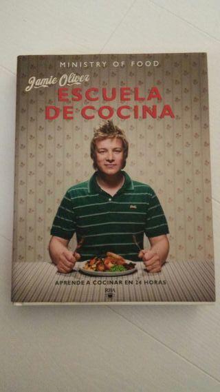 Libro > Escuela de Cocina Jamie Oliver