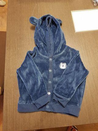 bebe chaquetita osito