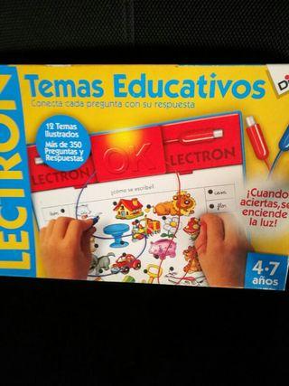 juego educativo
