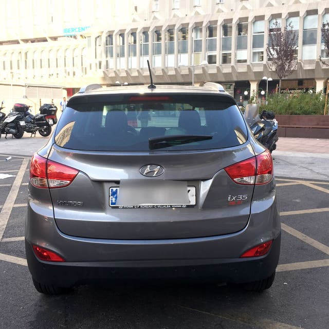 Coche Hyundai ix35 2013 135cv