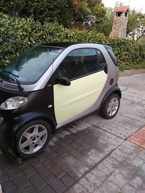 Smart Fortwo año 2003