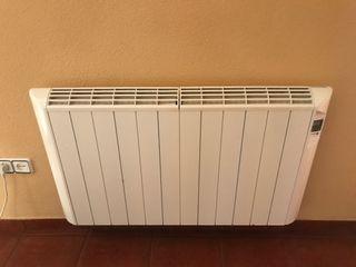 Radiadores emisores térmicos de bajo consumo.