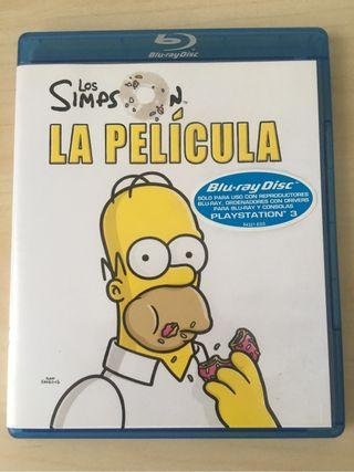 Pelicula Los Simpsons