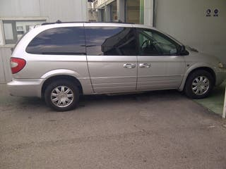 71.000km!!! Chrysler Grand Voyager 2006