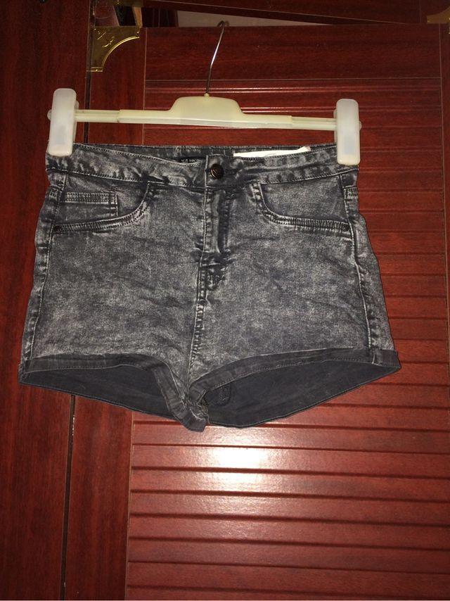 Pantalon corto bershka