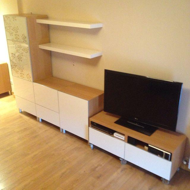 Mueble salón - comedor Ikea Besta de segunda mano por 495 € en ...