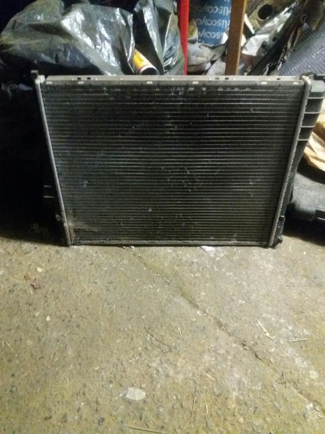 radiador bmw e46