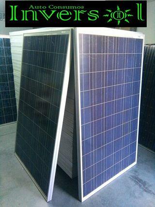 paneles solares 200w 215w