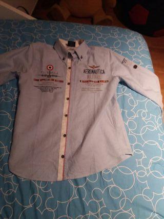 Camisa aeronautica militare