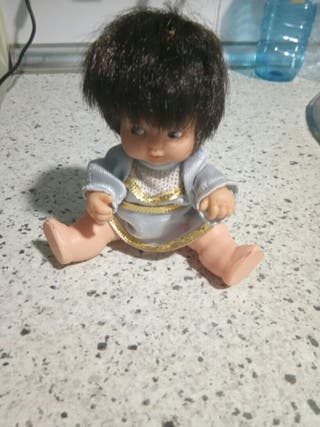 muñeca barriguita