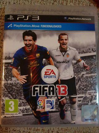 FIFA 13 Ps3