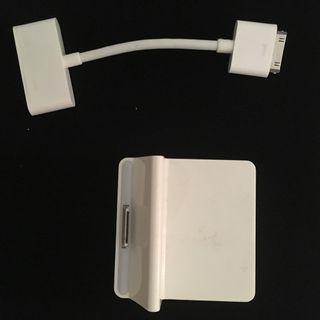 Apple dock 30 y cable HDMI