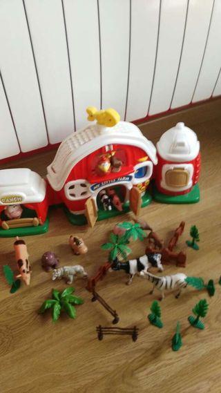 Granja little farm