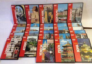Dvd Ciudades del Mundo