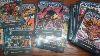 Cómics de La patrulla X. Coleccionable Planeta.