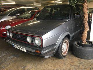 Volkswagen Golf mk2 1989. Perfecto para swap.