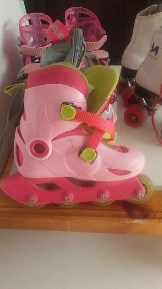 patines infantiles linea