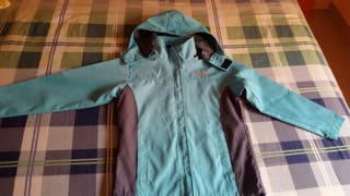 cortavientos chaqueta the north face