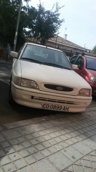 ford escort 1.6 16v gasolina
