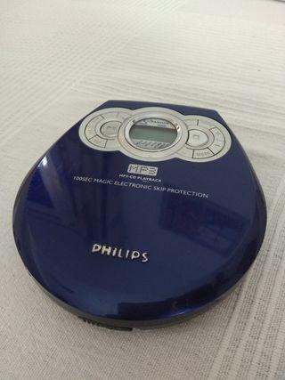 Reproductor Portatil MP3