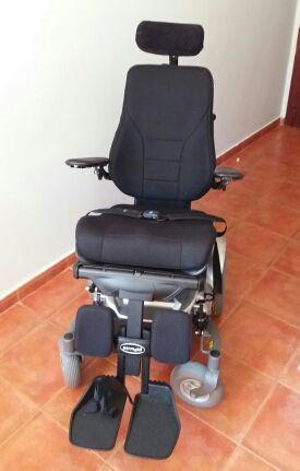 Silla de ruedas el ctrica autom tica nueva de segunda mano por en valencia wallapop - Silla de ruedas electrica de segunda mano ...