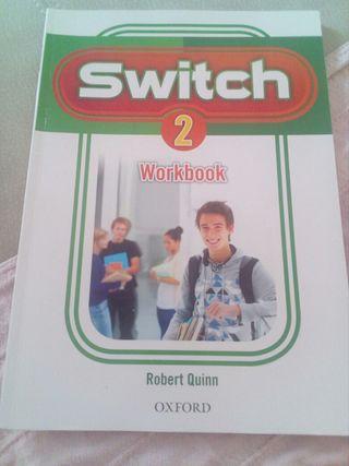cuaderno de actividades inglés