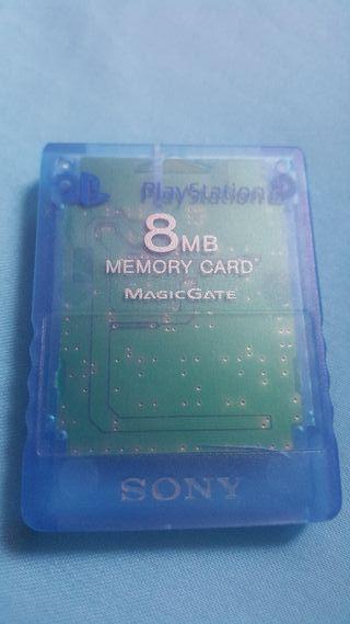 Memory Card PS2