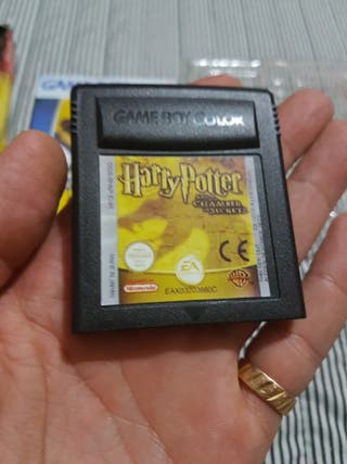 game boy color harry potter