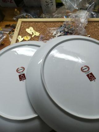 platos porcelanas bidasoa