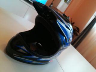 casco bici dh descenso