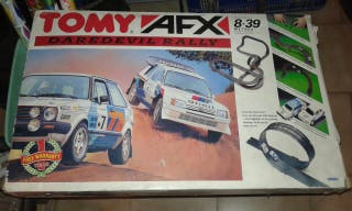 TOMY AFX rally