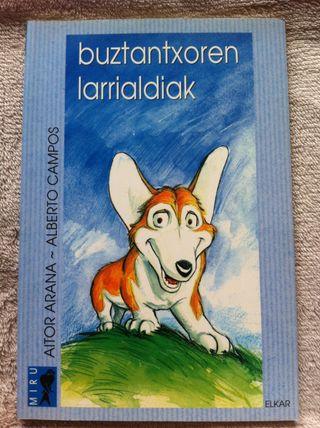 Libro Buztantxoren Larrialdiak