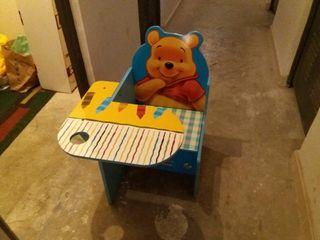 pupitre winnie the pooh