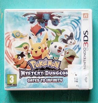 pokemon nintendo 3ds