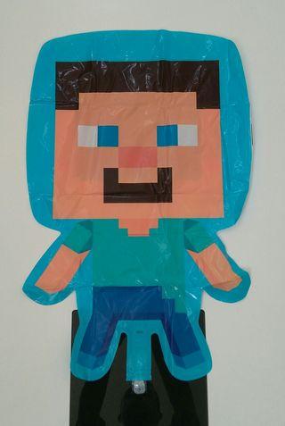 Globo Steve Minecraft