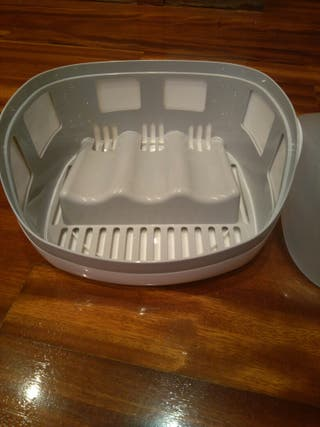 Esterilizador microondas