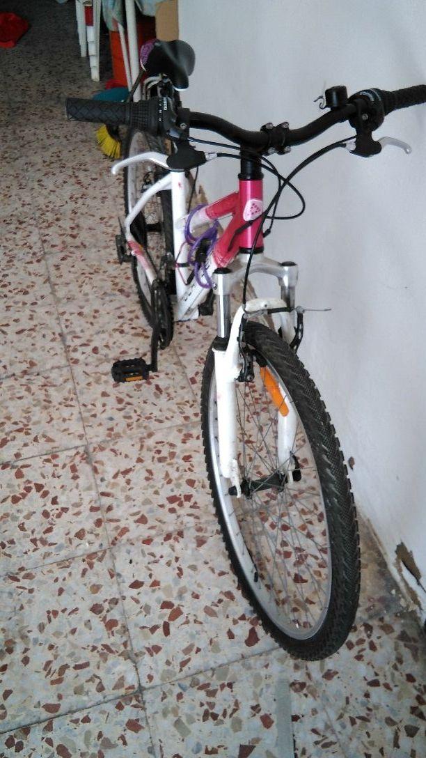 bicicleta de mujer bajada de precio