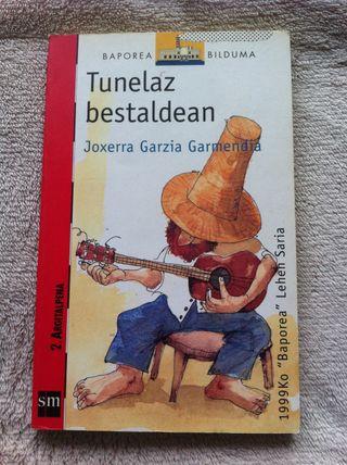 Libro Tunelaz Bestaldean