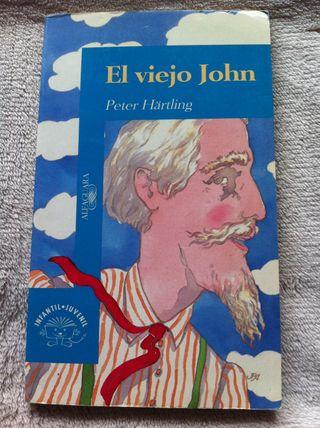Libro El Viejo John