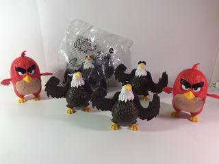 Juguete Muñecos Angry Birds 2017