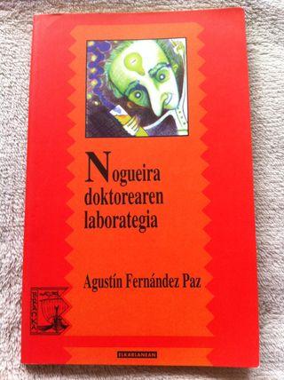 Libro Nogueira Doktorearen Laborategia