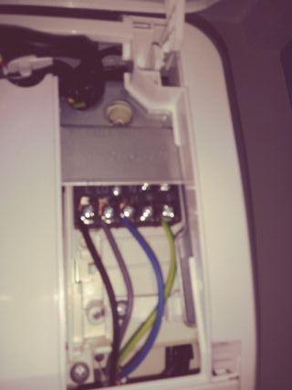 instalacion de calentadores electicos