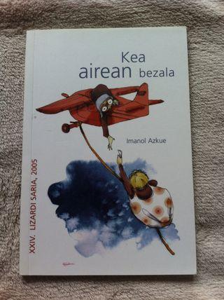 Libro Kea Airean Bezala