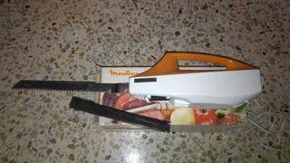 Cuchillo eléctrico
