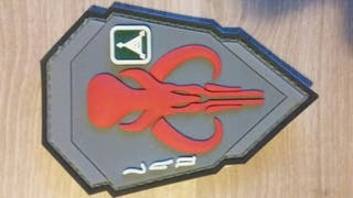 Parche Boba Fett PVC en 3D